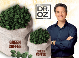 Read About Green Coffee Beans Dr Oz. A Miracle Pill